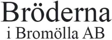 Bröderna i Bromölla AB logo