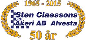 Sten Claessons Åkeri AB logo