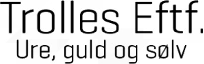 Trolle Ure, Guld & Sølv logo