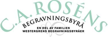 C.A. Roséns Begravningsbyrå logo