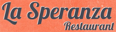 La Speranza Restaurant og Pizzeria logo