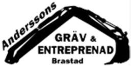 C Andersson Gräv AB logo