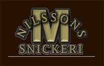 Nilssons Snickeri, M logo