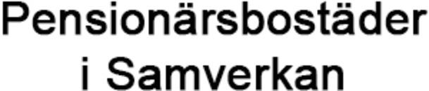 Pensionärsbostäder i Samverkan logo