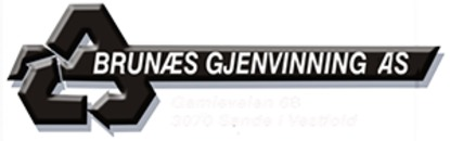 Brunæs Gjenvinning AS logo
