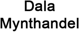 Dala Mynthandel logo