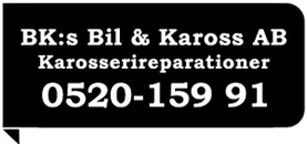 Bil & Kaross I Fyrstad AB logo
