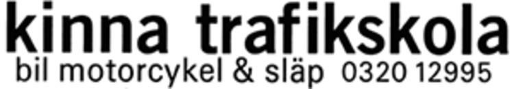 Kinna Trafikskola AB logo