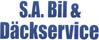 SA Bil & Däckservice AB logo