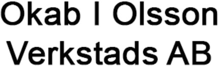 Okab I Olsson Verkstads AB logo
