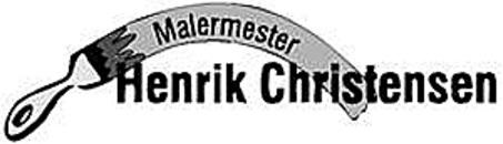 Malermester Henrik Christensen logo