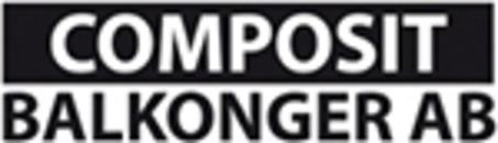 Compositbalkonger AB logo
