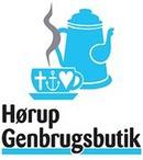 Hørup Genbrugsbutik logo