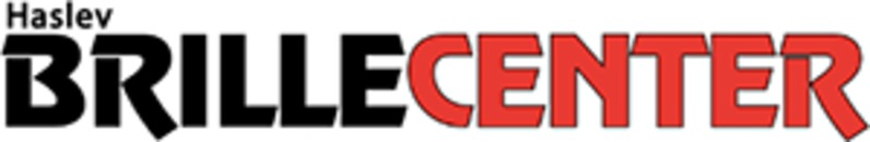 Haslev Brillecenter logo