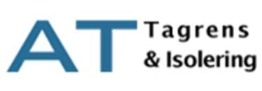 AT-Tagrens & Isolering logo