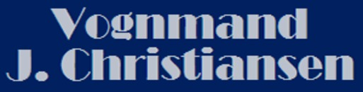 Vognmand John Christiansen logo