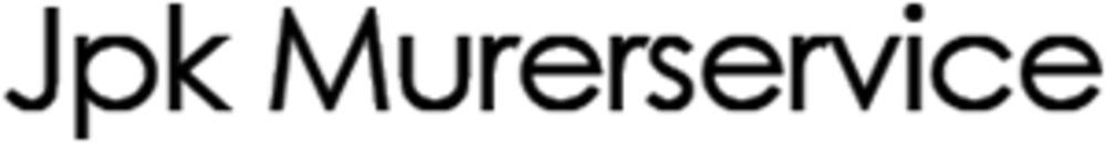 JPK Murerservice ApS logo