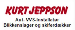 Kurt Jeppson ApS logo
