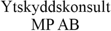Ytskyddskonsult MP AB logo
