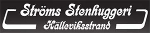 Ströms Stenhuggeri AB logo