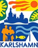 Sotningstjänsten Karlshamns Kommun logo