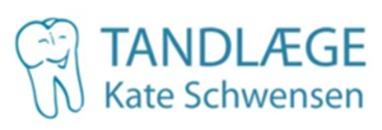 Tandlæge Kate Schwensen logo
