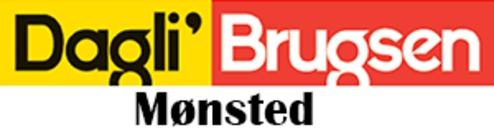 Dagli' Brugsen Mønsted logo