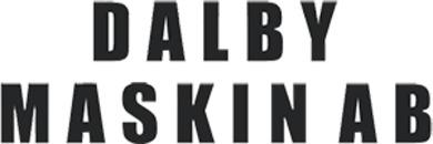 Dalby Maskin AB logo