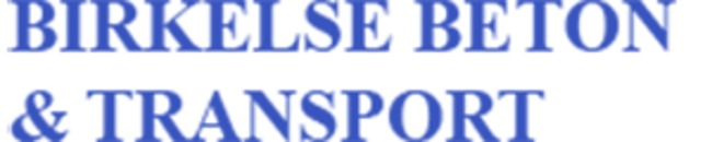 Birkelse Beton & Transport logo