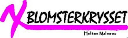 Blomsterkrysset logo