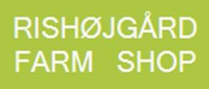 Farmshop Rishøjgård logo