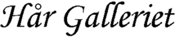 Hår Galleriet logo