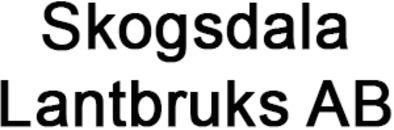 Skogsdala Lantbruks AB logo