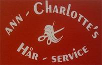 Ann-Charlotte's Hår-Service logo