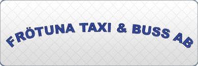 Frötuna Taxi & Buss AB logo