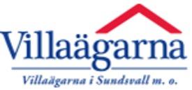 Villaägarna i Sundsvall m. o. logo