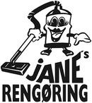 Jane's Rengøring logo