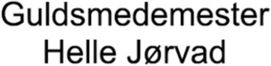 Guldsmedemester Helle Jørvad logo