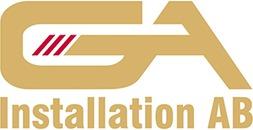 GA-Installation AB logo