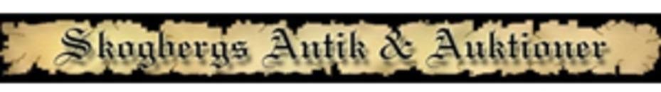 Skogbergs Antik & Auktioner logo