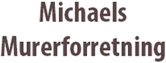 Michaels Murerforretning ApS logo