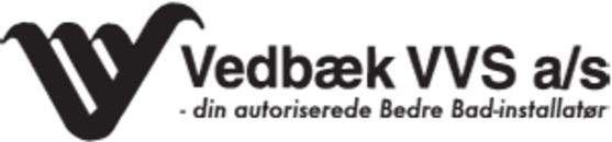 Vedbæk VVS A/S logo
