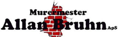 Murermester Allan Bruhn ApS logo
