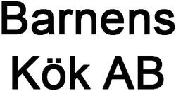 Barnens Kök AB logo
