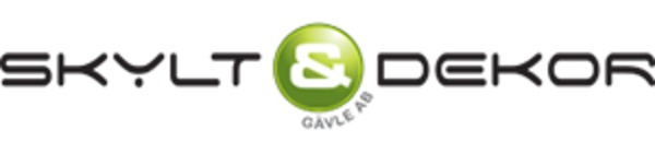Skylt & Dekor i Gävle AB logo