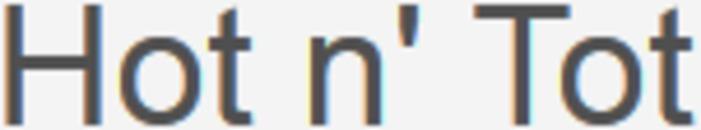 Hot N' Tot logo