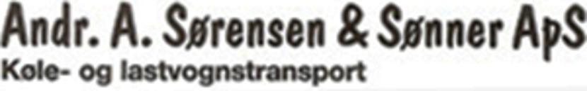 Andr. A. Sørensen & Sønner ApS logo