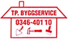 TP Byggservice AB logo