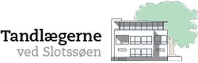 Tandlægerne ved Slotssøen/Sydjysk implantatcenter logo
