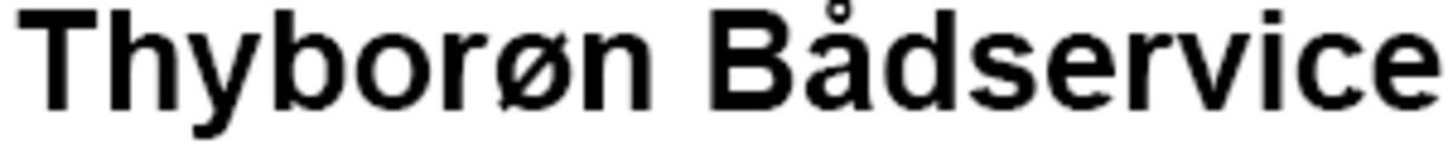 Thyborøn Bådservice logo